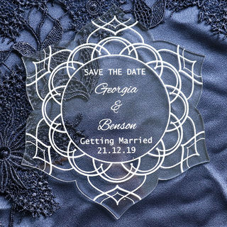 Save the Date & Invitations