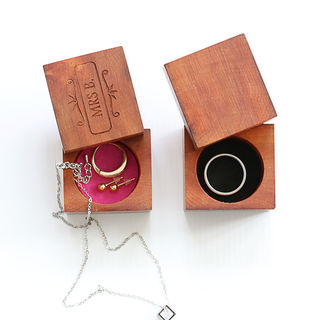 New Zealand Made Ring & Earring Box