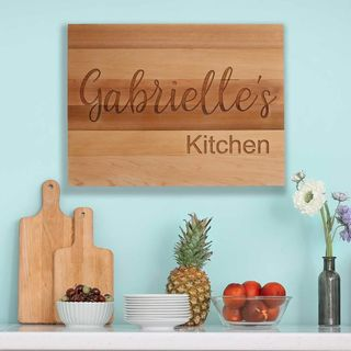 Custom Wood Sign -  Rustic Cedar