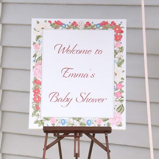 Emma's Baby Shower