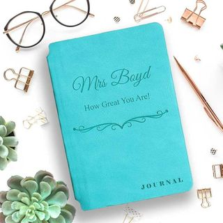 Gifting Personalised Journals - Our Top 10