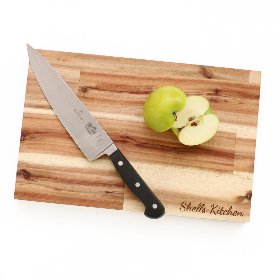 Personalised Chopping Boards - Acacia