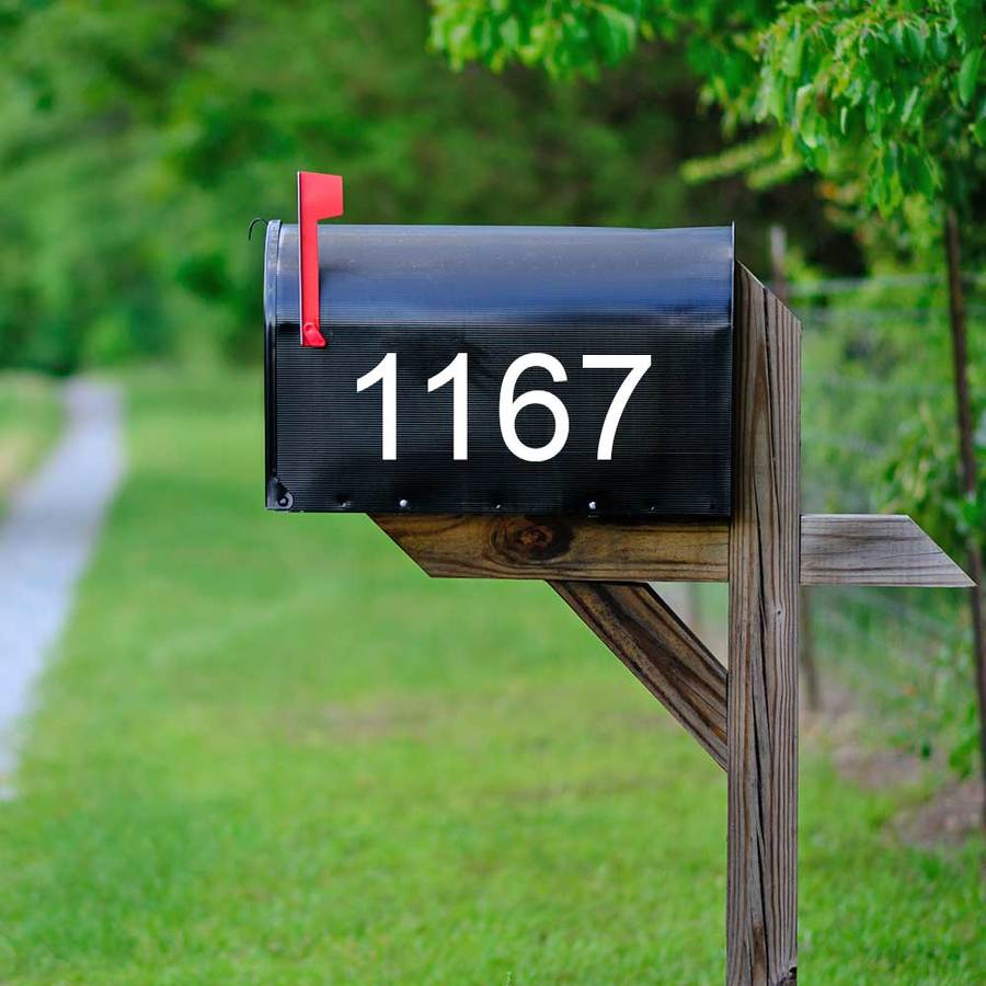 Letterbox Numbers