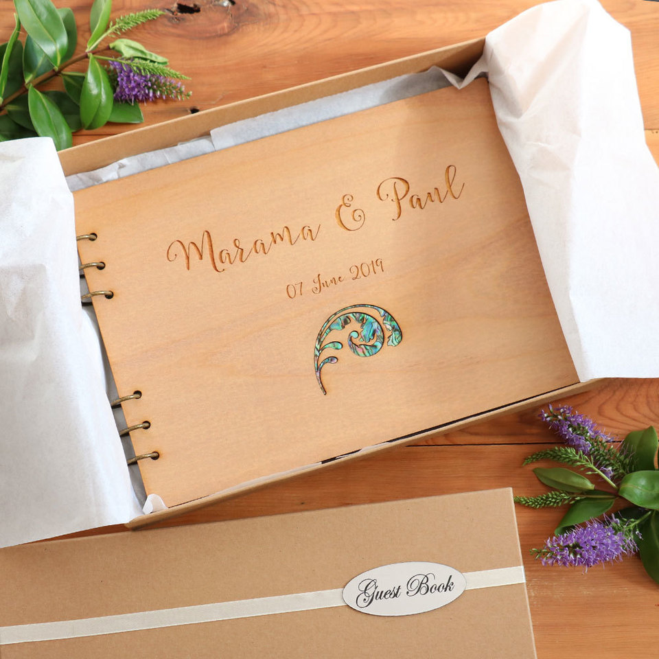 Guestbooks and Albums for Weddings and Special Events