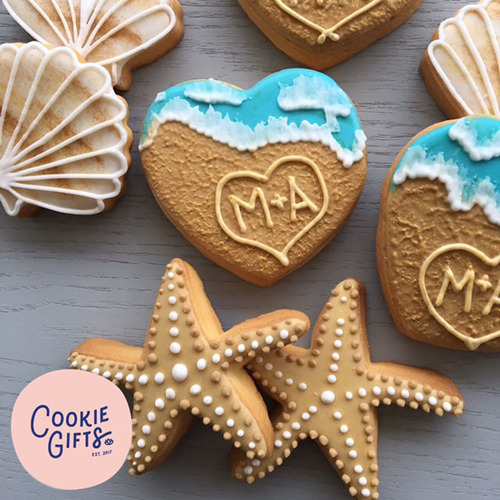 personalised cookie favours